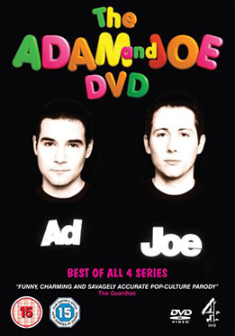 The Adam and Joe DVD