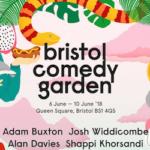 Bristol Comedy Garden Gig